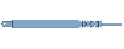 Klemfix 72 jest urządzeniem do utrzymywania stałej wysokości dyszla.
